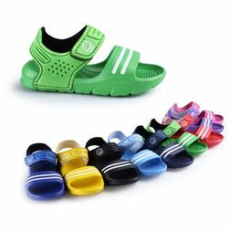 1 Pair Casual Children Kids Shoes Baby Boy Closed Toe Summer