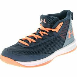 Under Armour 3021185 500 Kids Girl's UA GPS Jet 2018 Shoe Si