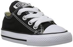 Converse Chuck Taylor All Star OX Shoe - Kids' Black, 10.0