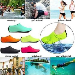 Adults Kids Water Shoes Aqua Socks Diving Socks Pool Beach S