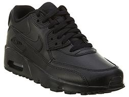 d9df03bb89cc Nike 833412-001 Kid s Air Max 90 Leather Running Shoes