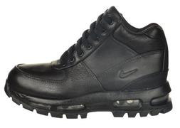 Nike Air Max Goadome Big Kids' ACG Boots Black Black 311567-