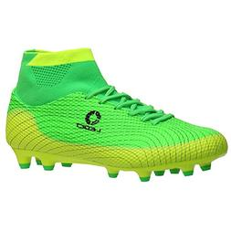Aleader Boy's Athletic Soccer Cleats Football Boots Shoes Gr
