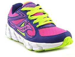 Girl's Saucony 'Cohesion 8 LTT' Athletic Shoe, Size 7 M - Pi