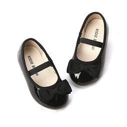 KIDS BRON Ballet Flats Mary Jane School Dress Shoes