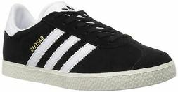 Adidas BB2502: Originals Boys' Gazelle J Black/White Sneaker