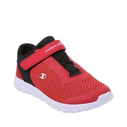 c5a1357304e85 Champion Boy s Red Black Toddler Performance Gusto Cross Tra