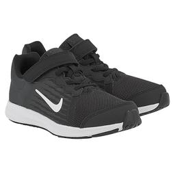 NIKE Boys Downshifter 8  Running Shoes Black/White/Anthracit