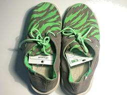 Sanuk Boys Kids Shoes - Youth Size 4