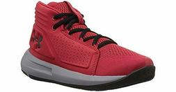 Under Armour Boys  Kids UA Torch Mid Basketball Athletic Mid