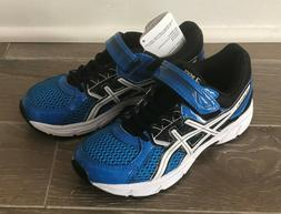 ASICS Boys Size 2.5  C564N.3901  Kids Pre-Contend 3 PS Runni