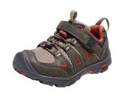 Keen Children's Oakridge Low Hiking Shoe - Little Kid Black