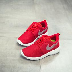 Children Sports Kids Shoes Boys Girls Running Trainers Athle