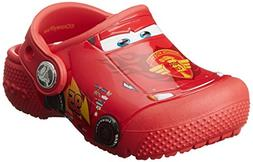 crocs Kids Crocsfunlab Cars K Clog- Pick SZ/Color.