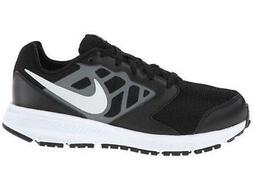 Nike Downshifter 6 Kids Shoes Black+Gray Athletic Running Sn