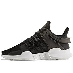 adidas Originals Boys' EQT Support ADV J Running Shoe, Black