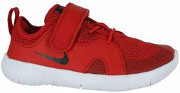 Nike Flex Contact 3  AR4152-601 Red Black White Little Kid's