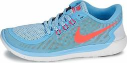 NIKE FREE 5.0  KIDS SHOES SIZE 7Y NEW 725114 400