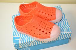 FREE Shipping - Native Kid's Shoes Slip On Sneaker Jeff Glow