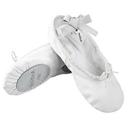 Arshiner Girl's Premium Ballet Slipper/Ballet Shoes Classic