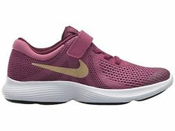 NIKE Girl's Revolution 4  Running Shoes