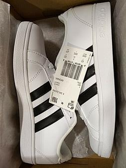 Adidas Grand Court Kid's Youth Leather Casual Shoes