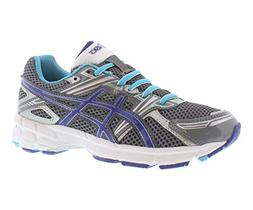 GT-1000 GS Running Shoe Kid/Big Kid ,Titanium/Iris/Turquoise