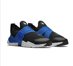 Nike Huarache Extreme  Black Blue AQ0575 Shoes Big Kids Yout