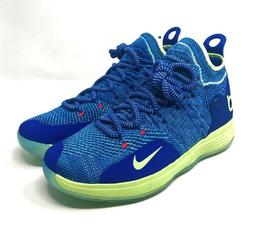 Nike KD11 GS Basketball Shoes Kevin Durant Blue AH3465-900 K