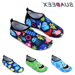 Kids Baby Toddler Quick-Dry Water Shoes Summer Beach Surfing