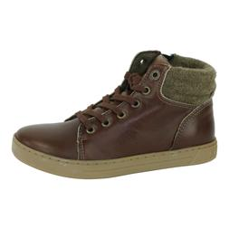 kids bartlett shoes natural leather tobacco 32