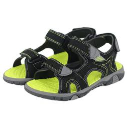 Khombu Kids Boys Beach Pool River Water Park Sandals Flip Fl