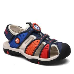 Kids Boys Shoes Closed Toe Sandals Toddlers Sports Beach Ant