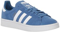 adidas Originals Kids' Campus J Sneaker,Trace Royal/White/Wh