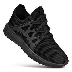 Feetmat Kids Comfortable Running Sneakers Lace-up Athletic H