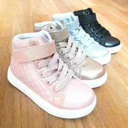 Kids Girls Sneakers Shoes New Style Size 11-4 New