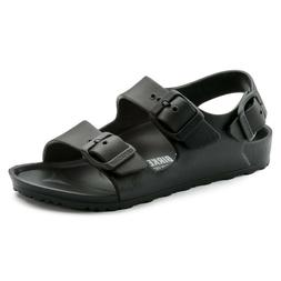 Birkenstock Kids Sandal Milano Black Eva Maximum Grip Stabil
