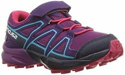 Salomon Kids' Speedcross CSWP K Trail Running Shoe