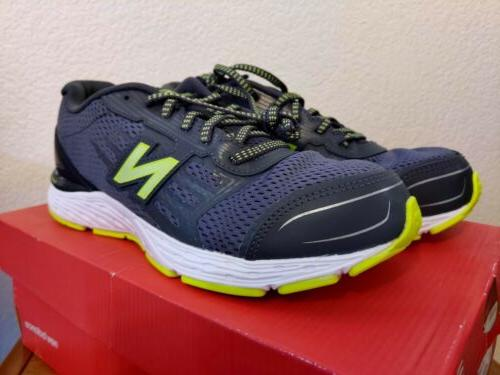 680v5 youth kids running athletic shoes gray
