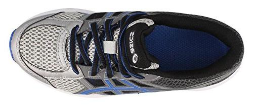 ASICS Contend 4 Sneakers Silver Black M