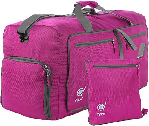Bago 23'' Duffle Bag for Men & Women - 60L Packable Trav