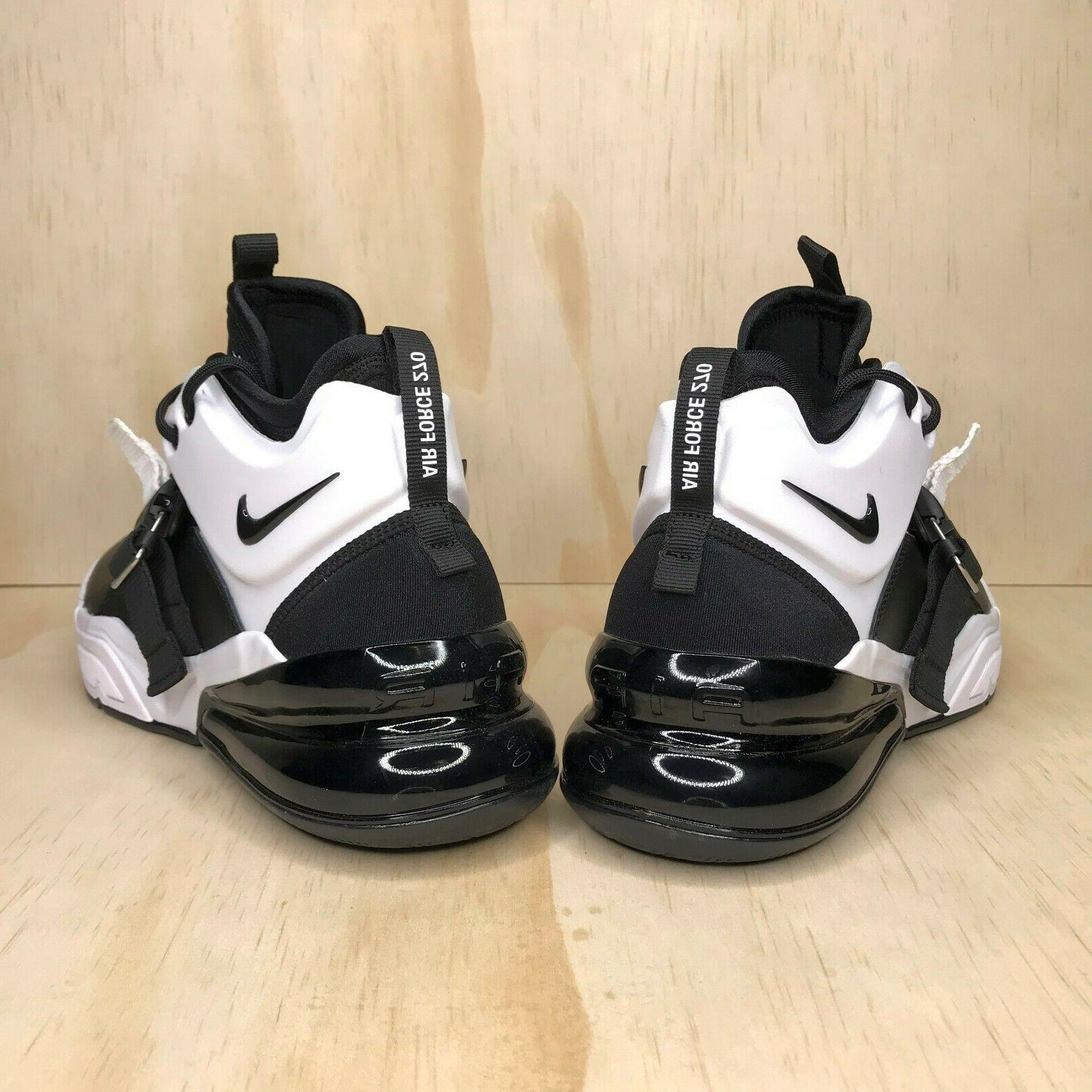 Nike Air Force 270 Big White Anthracite
