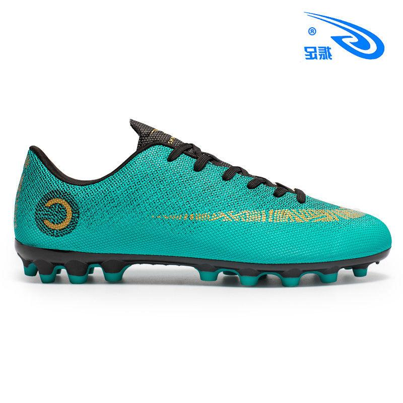 Boys Cleats Soccer Outdoor Boots Sneakers