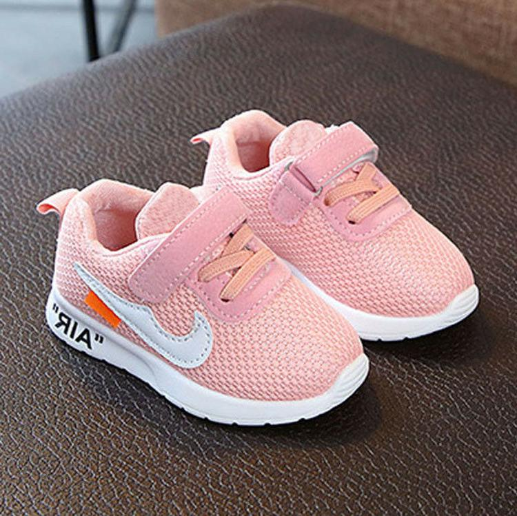 Kids Boys Girls Sport Child Infant Casual Tennis Shoes