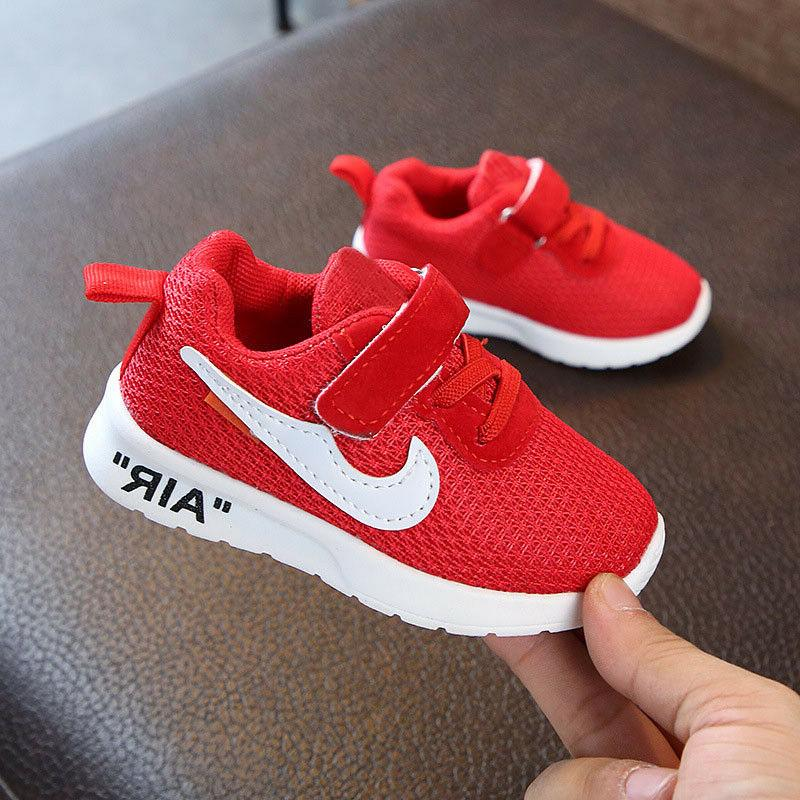 Kids Baby Girls Sport Running Child Infant Casual Shoes