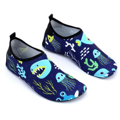 Boys Girls Shoes Quick Dry Swim Pool Surfing