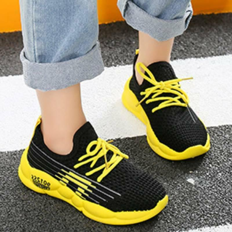 Boys Girls Trainers Casual Sports Sneakers