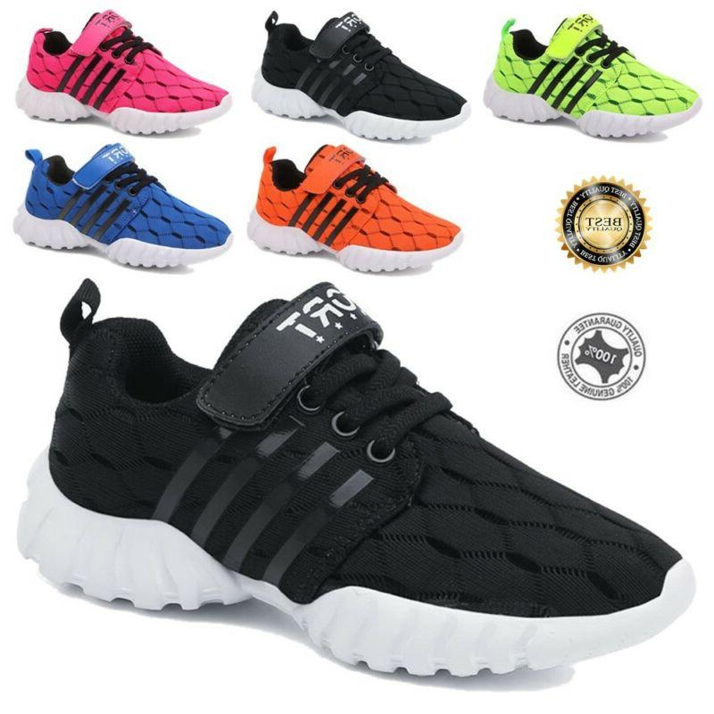 boys girls sweet sports running shoe casual