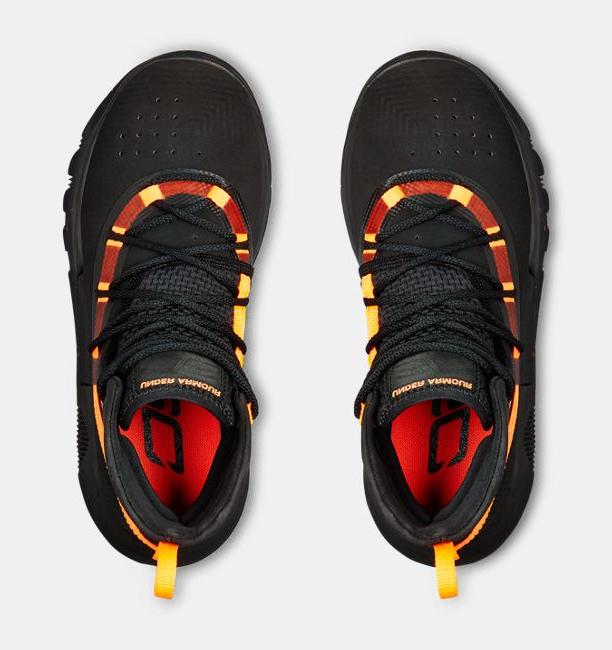 Under Armour School 2 Basketball Shoes Black