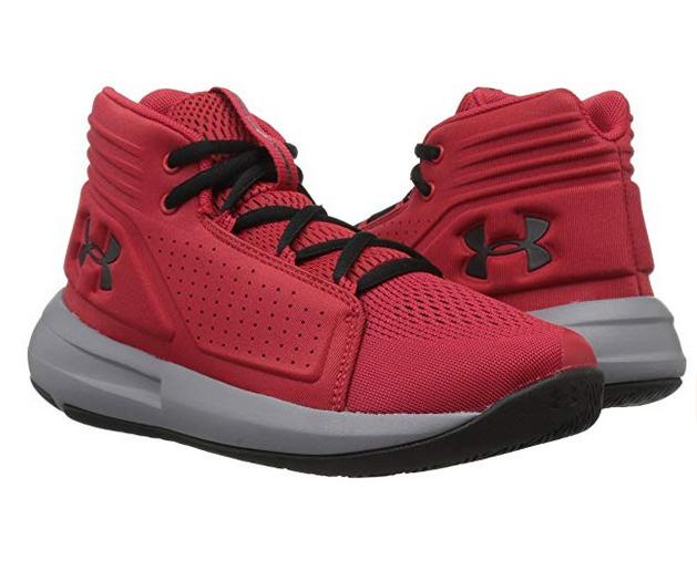 Under Boys Kids UA Torch Athletic Mid Top Shoes 3020429